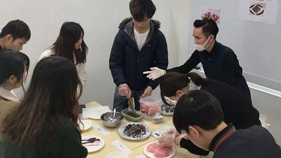 일본과자체험
